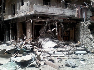 A Call to Save Aleppo from Destruction3