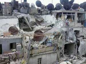 A Call to Save Aleppo from Destruction5