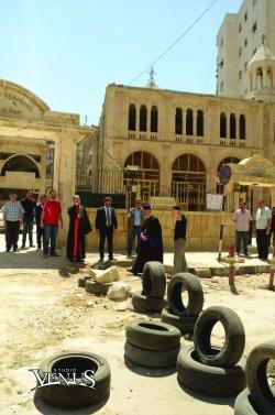 A Call to save Aleppo