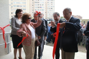 Belzikian Ribbon Cutting