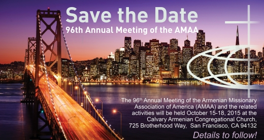 AMAA Annual Meeting Save the Date